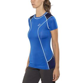 Kari Traa Lise t-shirt Dames blauw